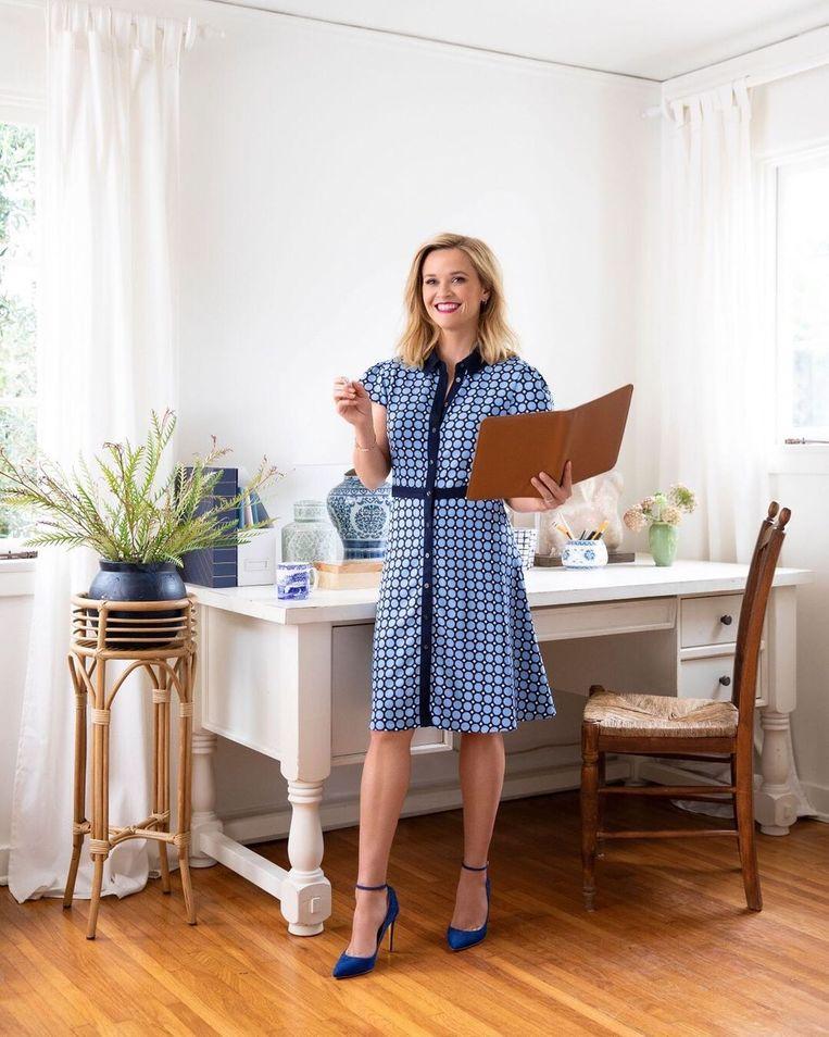 Reese Witherspoon richtte een eigen productiehuis op. Beeld Instagram