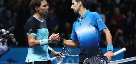 Nadal n'a rien pu faire face à Djokovic