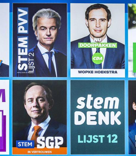 Lijsttrekkers live: stel je vraag aan Sigrid Kaag (D66), Mark Rutte (VVD) en Wopke Hoekstra (CDA)