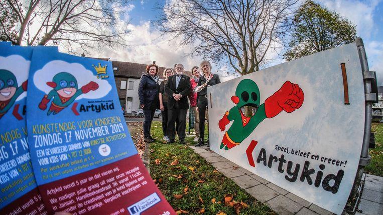 Op zondag 17 november vindt in Kuurne de vijfde editie plaats van Artykid, de Kuurnse versie van de Vlaamse Kunstendag voor Kinderen.