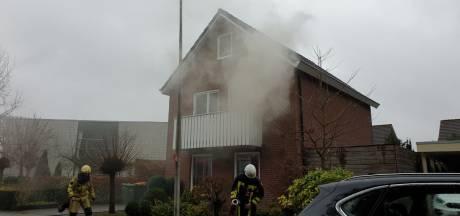 Woningbrand in Hengelo snel onder controle