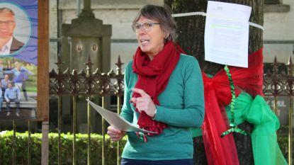 """Lijsttrekker Hilde Van Laere (Groen-sp.a): """"Laten we toch eens luísteren naar de mensen!"""""""