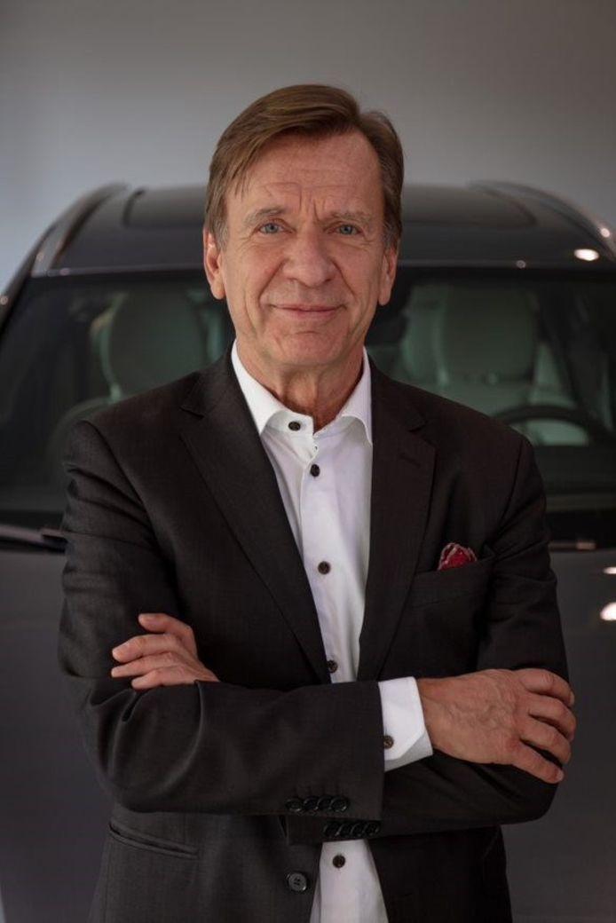 Hakan Samuelsson, de topman van Volvo Cars