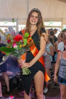 Julie (17) gekroond tot Miss Euifeest bij jubileumeditie in Hasselt