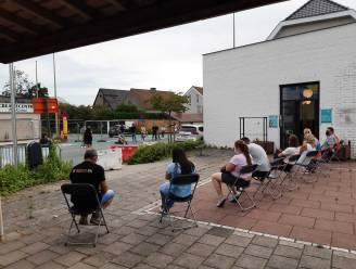 111 J&J-prikken gezet in pop-upvaccinatiecentrum en donderdag krijgen inwoners van Ternat en Dilbeek een nieuwe kans