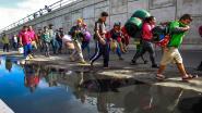 """""""Humanitaire crisis in grensstad Mexico door toevloed van migranten"""""""