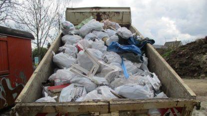 Gemeente verzamelt 1080 kilogram zwerfvuil