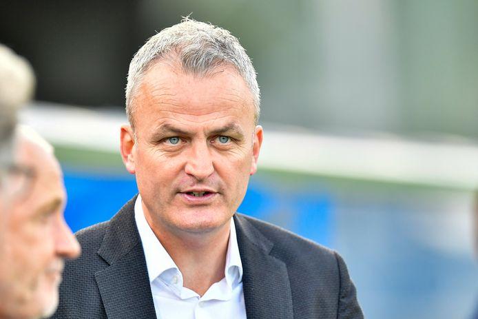 Rob Penders, hoofdtrainer van FC Eindhoven