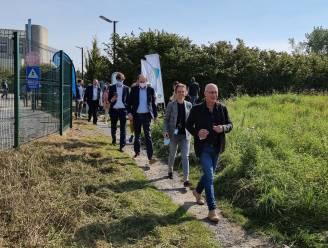 """Hou eens een wandelvergadering op de eerste loopbaan van Vlaams-Brabant: """"Overleg in dit stukje natuur is veel productiever"""""""