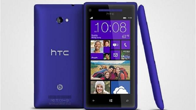 HTC laat Windows Phone-vlaggenschip vallen