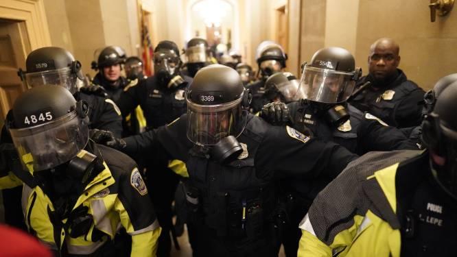 Nieuwe zelfmoord bij politie Washington in verband gebracht met bestorming Capitool