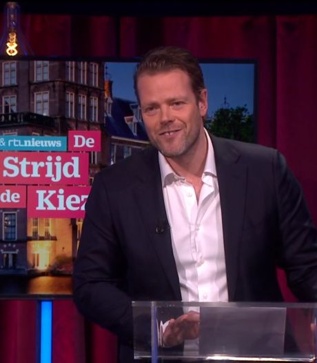 Martijn Koning over 'roast' Baudet: 'Pleuris brak uit na de uitzending'