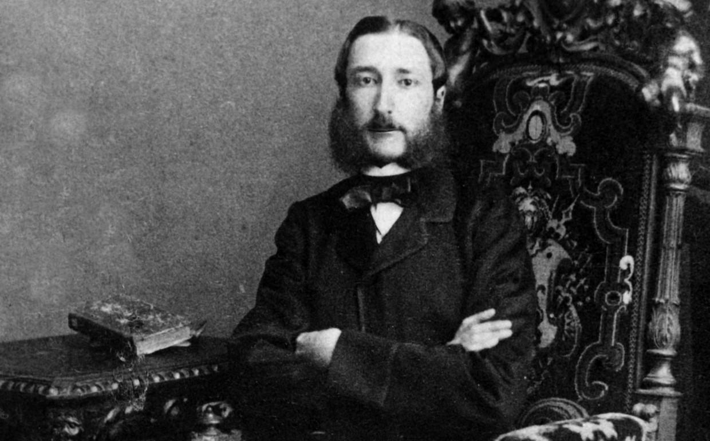 Leopold II, koning der Belgen.