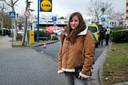 Onze journaliste Stephanie Romans in Hanau.