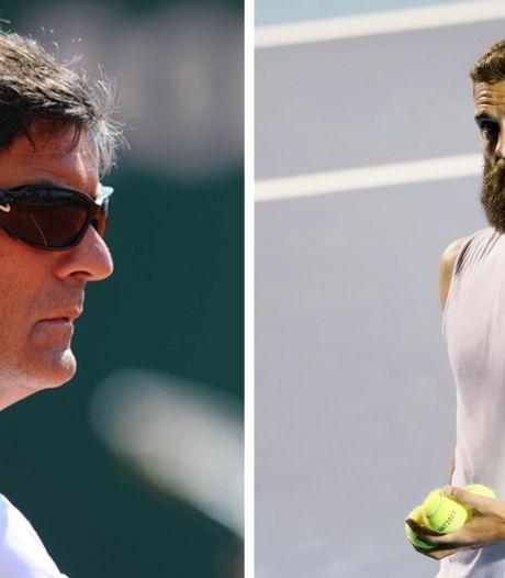 """Toni Nadal tacle Benoît Paire... qui calme le jeu: """"Je ne vais faire aucune polémique"""""""