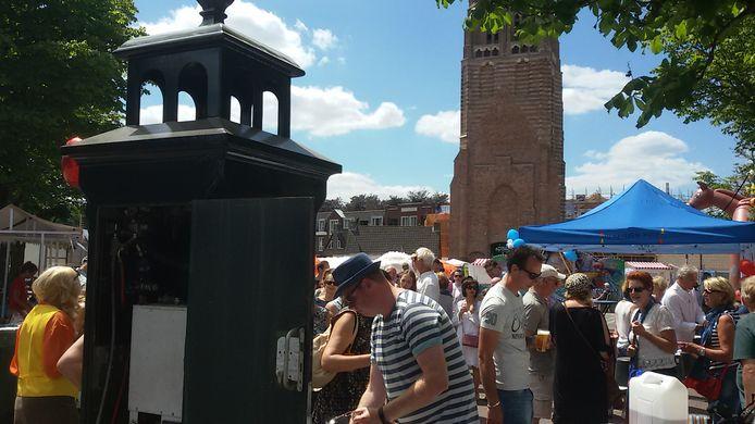 Nieuwe inwoners van Sint-Michielsgestel en Gemonde bij 'Rondom de Pomp'