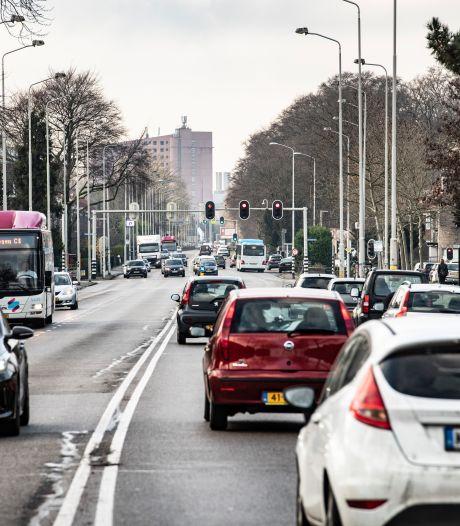 De schop gaat in de Graafseweg: een omstreden plan voor de drukste verkeersader van Nijmegen