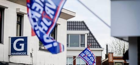 Oproep: 'Kom niet naar de winkels voor bevrijdingsvlag Wierden'