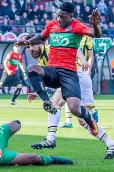 'NEC heeft tegen Vitesse alleen kans op de counter'