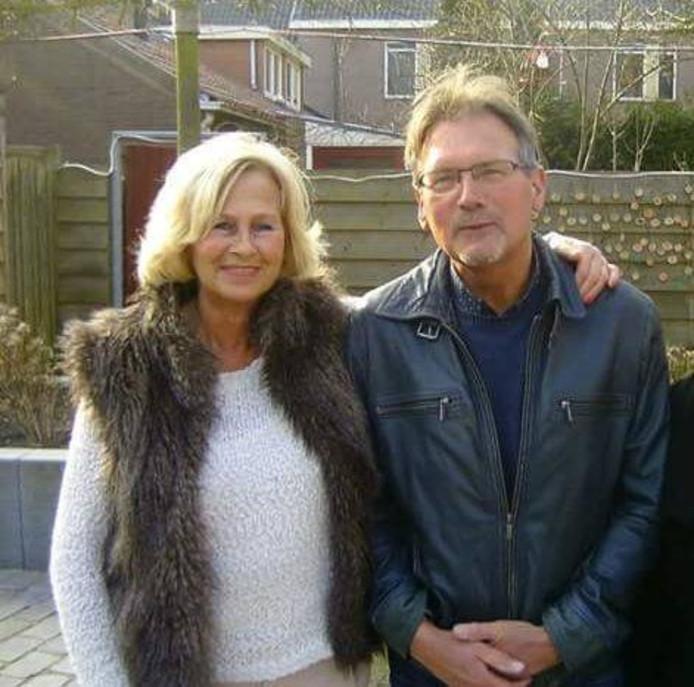Henny en Wim: na 47 jaar weer samen.
