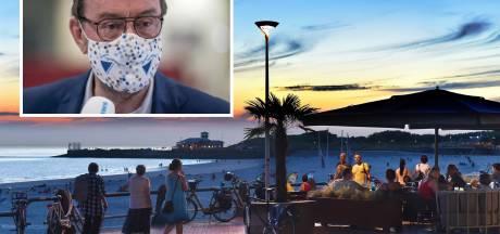 Burgemeester Jan Lonink steunt collega Femke Halsema: 'Doe de terrassen weer open'