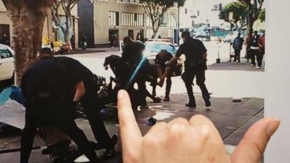 Politie Los Angeles schoot ongewapende dakloze dood en moet nabestaanden nu twee miljoen dollar