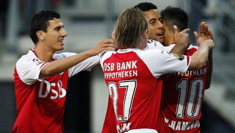 Standard - AZ wordt een Derby der Lage Landen op clubniveau. Beeld UNKNOWN