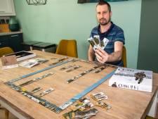 Over de hele wereld willen ze het bordspel van Elwin uit Dalfsen spelen (maar rijk wordt hij er niet van)