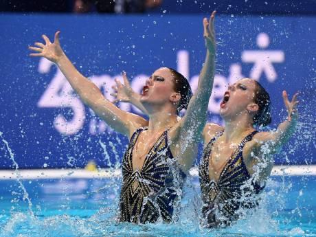 Goirlese synchroonzwemsters plaatsen zich voor Olympische Spelen