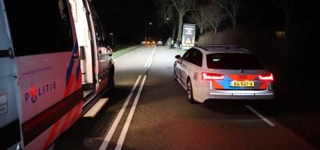 Voetganger komt om het leven bij verkeersongeluk in Woudrichem