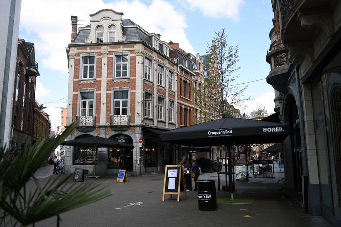 Tiensestraat Leuven.