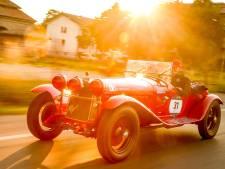 Bijzondere mensen, bijzondere auto's: de Mille Miglia is gestart