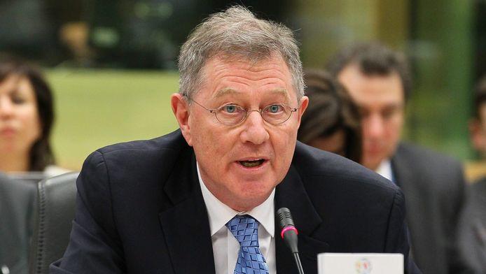De Nederlandse diplomaat Robert Serry