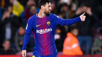 Messi knijpt Celta Vigo (met twee goals en assist) voor rust al dood, Barça met invaller Vermaelen naar kwartfinale Copa del Rey