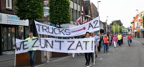 Valkenswaardse politiek in protestbus richting Den Haag
