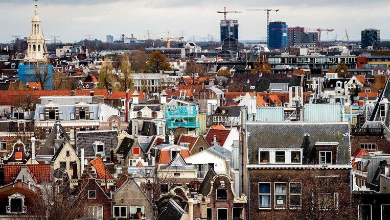 Gemeentes bepalen aan de hand van de WOZ-waarde de hoogte van een aantal gemeentelijke belastingen Beeld ANP