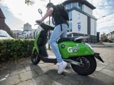 Gaat Waalwijk aan de elektrische deelscooter?  GO Sharing staat in de startblokken
