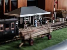 Tentoonstelling over het Wolfersveen: 'Mensen uit Wolfersveen gingen niet met de trein'