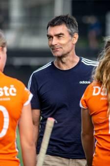 Enorme uitdaging voor hockeycoach Blanford na leegloop bij EHV in Enschede