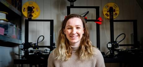 3D-geprinte cadeauartikelen: 'Op mijn opleiding zeiden ze dat het niks ging worden'