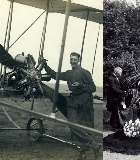 De fatale vlucht van Clement van Maasdijk vond plaats boven Arnhemse bodem
