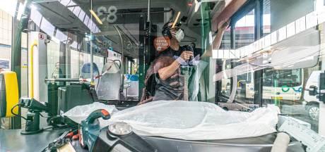 De 'verbeterstraat' moet bussen Keolis van problemen verlossen: 'Kijk, dit was de ergste ellendeling'