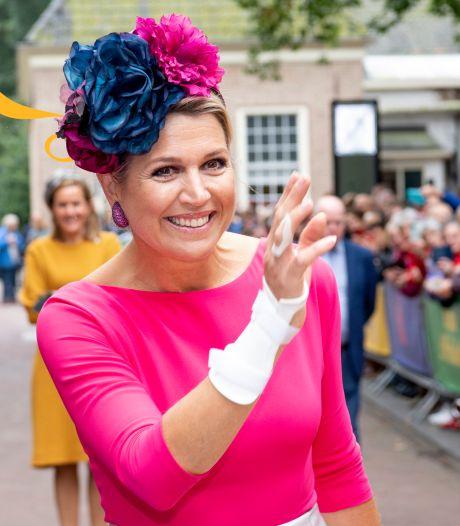 Koningin Máxima opent vernieuwde Amphia ziekenhuis