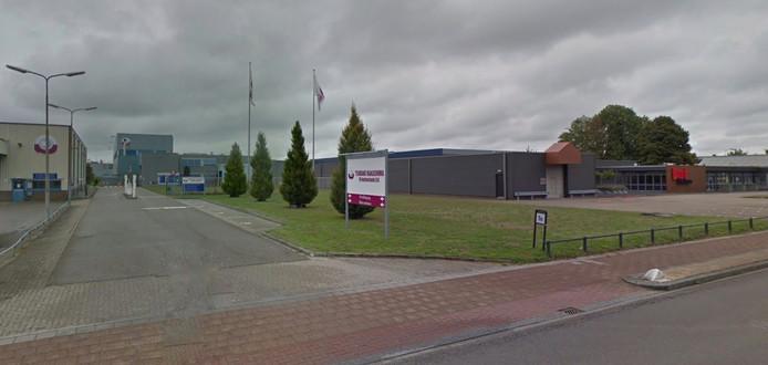 Het getroffen bedrijf TN Netherlands.