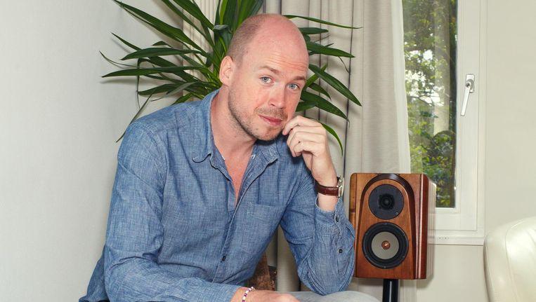 Maarten Engeltjes: 'De muziek die ik zing, heeft drie fucking eeuwen doorstaan, moeten wij dan de inhoud veranderen?' Beeld Daniel Cohen