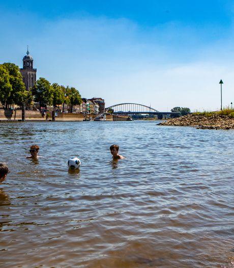Verkoeling in rivierwater eist levens: 'Slachtoffers verdrinken terwijl anderen langszwemmen'