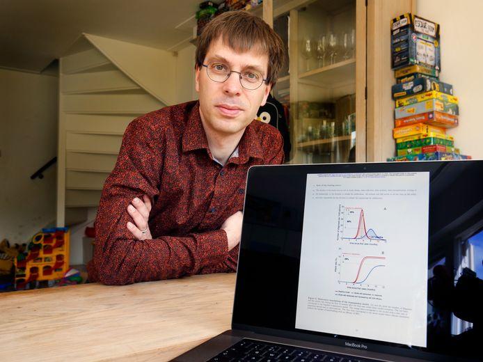 Wiskundige Martin Bootsma.