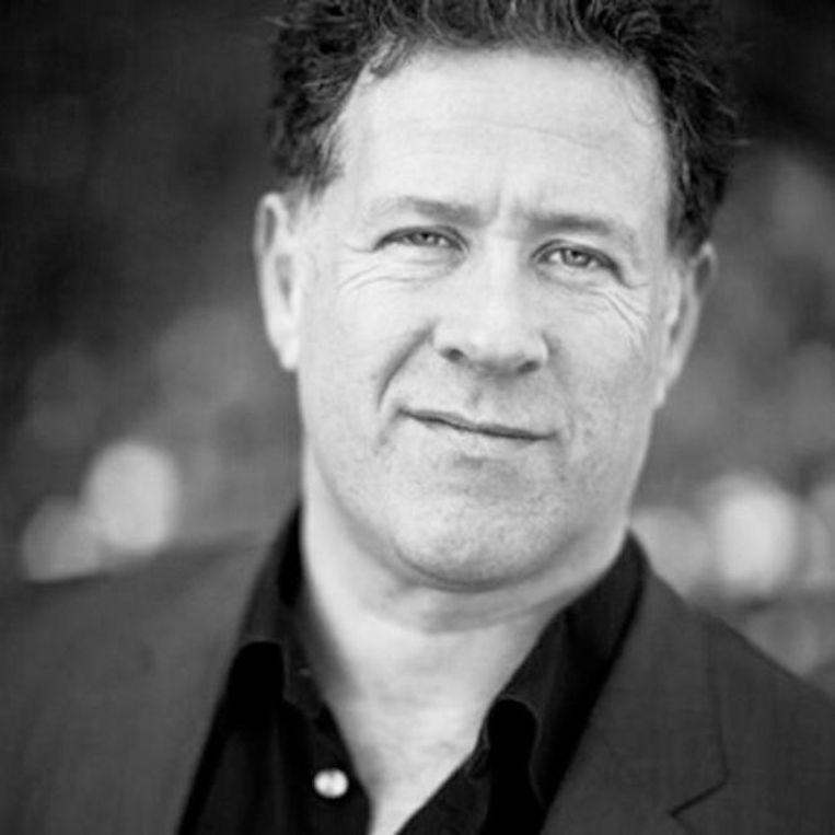 Frans Bieckmann- Oprichter en directeur van internationale denktank The Broker. Beeld -