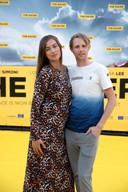 Dorien Reynaert en haar man Robin