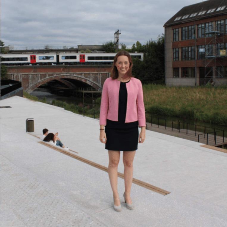 Laura Cornette werd herverkozen als voorzitter van Open Vld Mechelen.